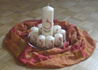 Lebenskerze & Kerzen für die Frauen